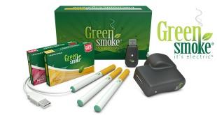 Green Smoke Electronic Cigarettes Review