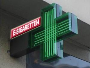 Elektronische sigaret enkel bij de apotheek?