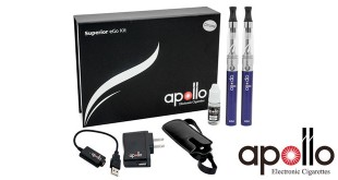 Apollo Ecigs Superior Ego Kit Review