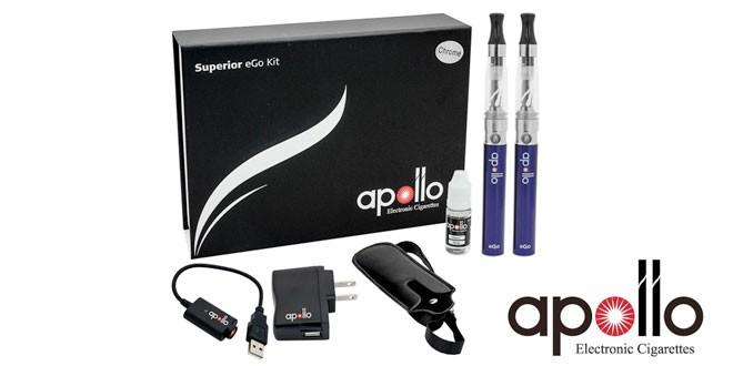 Apollo Ecigs Superior Ego Kit Review