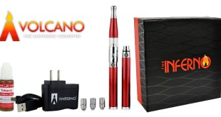 Volcano Ecigs Inferno Kit Review
