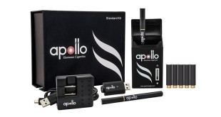 Apollo Electronic Cigarette Review