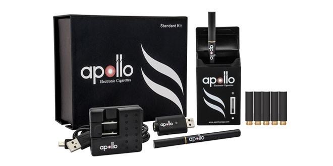 Apollo Electronic Cigarette Review