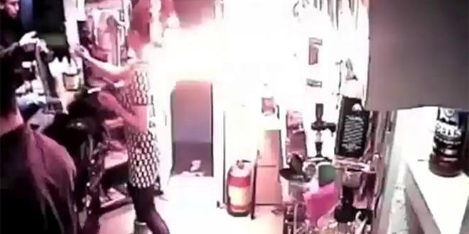 E-sigaret explodeert in Richmond