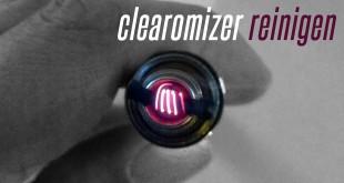 Je Clearomizer reinigen en dryburnen