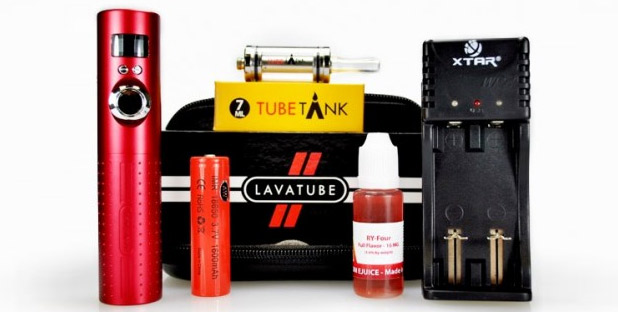 Volcano Lavatube v2.5 kit