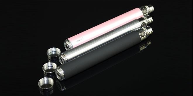 Verschllen tussen eGo elektronische sigaretten