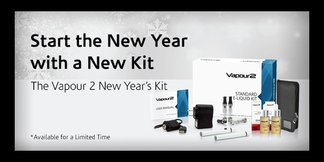 Vapour 2 New Year Kit