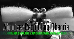 Atomizer Rebuilding: Theorie