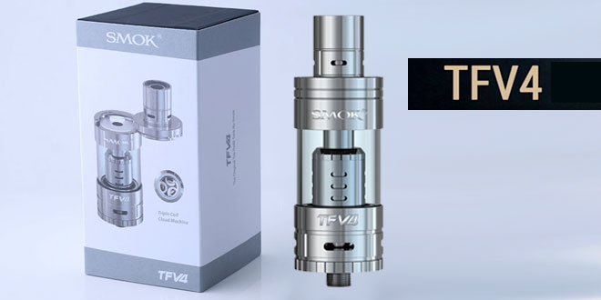 SMOK TFV4 Review