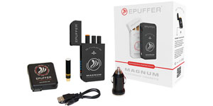 ePuffer MAGNUM SNAPS E-PACK