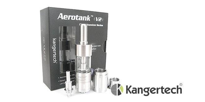 Kanger Aerotank v2 review