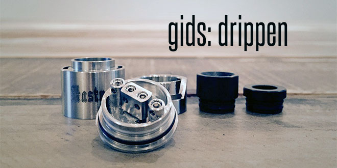 Gids Drippen, Dripping Atomizers en RDA's