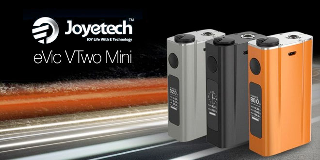 Joyetech eVic VTwo Mini Review